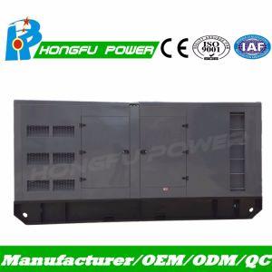 660kVA Wasserkühlung-Generator mit Cummins Engine für gewerbliche Nutzung