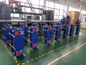 Permutador de calor com placas de titânio para Refrigerador Marinho
