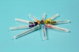 Agulhas Hipodérmicas descartáveis aprovadas ISO Fabricante