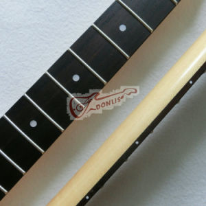 シタンのFingerboardが付いているOEM 21の焦燥型TLのギターの首