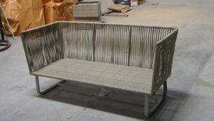 Canapé en rotin définir ensemble canapé en coupe de mobilier de jardin Meubles de jardin