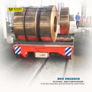 Rimorchio di trasporto del tubo del veicolo di trasferimento del pallet di Bxc-25t