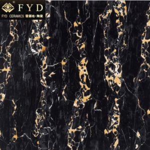 Fydの陶磁器大理石の効果によって艶をかけられる磁器のタイル83005