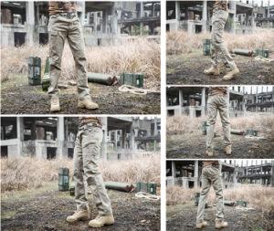 4 кальсон Archon IX7 цветов воинских тактических тренируя брюки боя