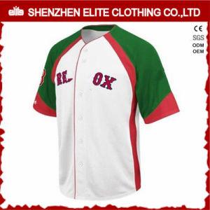 Baseball asciutto rapido Jersey (ELTBJI-36) del buon di prezzi poliestere su ordinazione di marchio