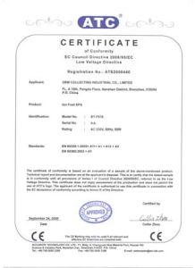 Detox-Ion reinigen Fuß BADEKURORT (SY-F028)