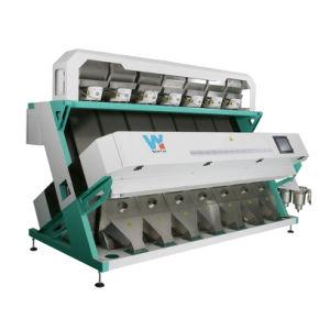 Sementes de linho seletor de cores de máquina para máquina de transformação das sementes de linho