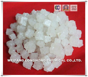 Het Smeltende Zout van de sneeuw/het Zout van de Industrie/het Natrium-chloride van de Rang van Technologie