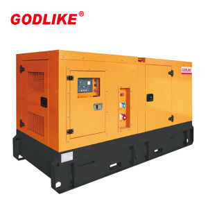 68квт звуконепроницаемых Doosan генераторной установки (OEM)