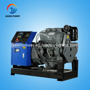150kw/180kVA Deutz Water-Cooling geradores a diesel da série