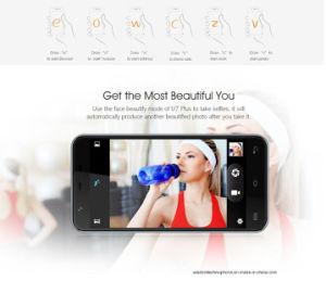 Originele Oukitel U7 plus de Telefoon Smartphone Lte van de Cel Slimme Telefoon