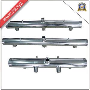 Flange de aço inoxidável do Coletor de Escape de Água para 2 bombas (YZF-E273)