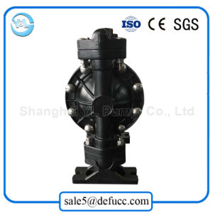 Pompa a diaframma (AL) pneumatica dell'aria della lega di alluminio doppia