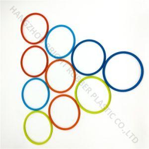 Anello rotondo di figura del silicone O di Anti-Calore