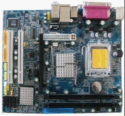 Intel Mainboard (965G DDR2)