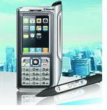 Placas duplas telemóvel com Bluetooth Pen