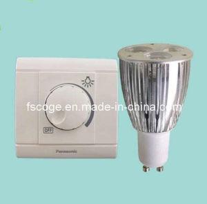 Dimmable GU10 3*2W Scheinwerfer der Leistungs-LED (CG-GU10DSH3P2)