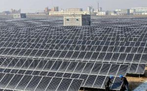 Justierbare Solarmodul-Montage
