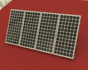 Justierbare Solarmodul-Unterstützung