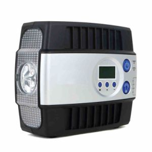 Cc12V compresor digital con función Auto-Stop Inflador de neumáticos
