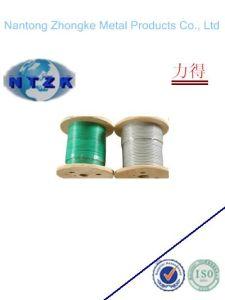 Collegare rivestito del PVC della corda del filo di acciaio 2014