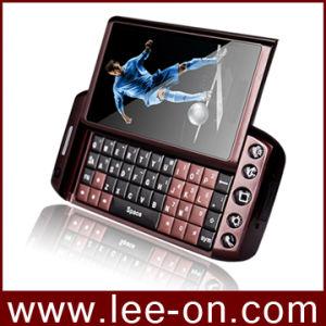 Telefoni T5000 delle cellule di WiFi TV GSM di figura del cursore