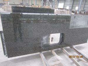 Het Graniet Kitchentop van countertop-Verde Ubatuba (yqa-GC)