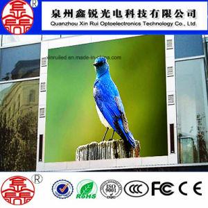 Visualizzazione di LED locativa di colore completo dello schermo esterno P4 per le esposizioni