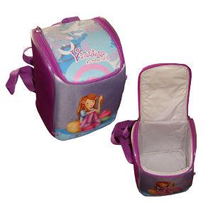 Refroidisseur d'enfants Déjeuner sacs imprimés pour les filles