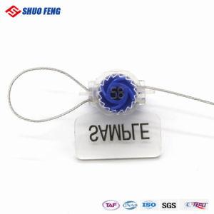 Mesureur de puissance en codes à barres joint de fil