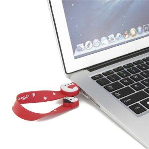 Печать на холсте форму USB 1 ГБ рекламных подарков браслет USB Memory Stick™