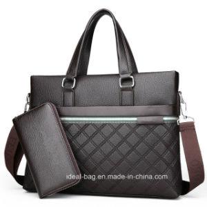 d'affaires cuir Wholseale portable qualité Fonctionnel Sac l'homme simili de sac Set pour de mallette ordinateur voyage haute sac en qw7rU0Xw