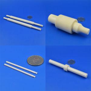 温度および圧力抵抗Al2O3陶磁器シャフトの管かローラー