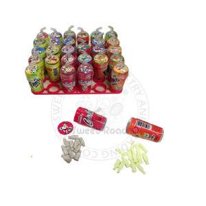 卸し売りOEMの堅いフルーツジュースのコップの出版物の中国キャンデーの菓子
