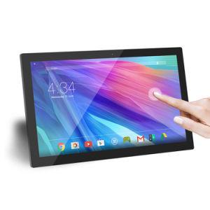 télécommande Digital Signage Player Android écran tactile de publicité Media Player 18 pouces