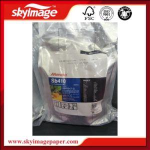 Inchiostro originale di trasferimento di sublimazione di 2L/Bag Mimaki Sb410