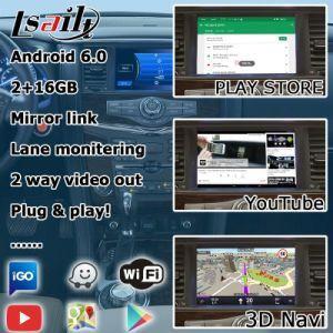 Casella del sistema di percorso di Lsailt GPS per casella Android Carplay dell'interfaccia dell'armada della pattuglia dei Nissan la video
