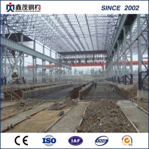 La agricultura la construcción de la estructura de acero Estructura de acero/ la plataforma de trabajo