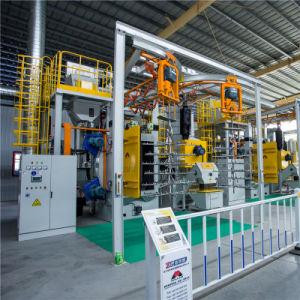 Производители Mayflay машины высокого качества при послепродажном обслуживании крюк тип Abrator Очистка машины для продажи с крюком системы