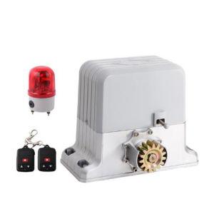 Motor dc automática abridor de puerta corrediza de operador de la puerta eléctrica