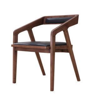 Nordic modernos de madera silla de comedor Muebles de Comedor para Restaurante