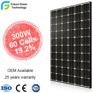 Modulo solare monocristallino 285W, 300W del comitato di PV di alta qualità