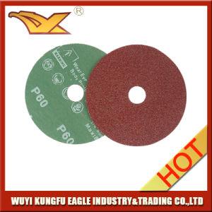 150X22mmのアルミナの酸化物の高品質のファイバーディスク