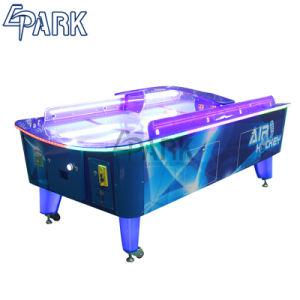 두 배에 의하여 구부려지는 공기 하키 테이블 고품질 Coin-Operated 게임 기계