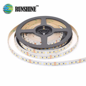 5m 300Whtie Dual LED Fita LED flexível endereçável Light
