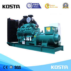 800ква экономической бесшумный дизельный генератор с воздушным охлаждением