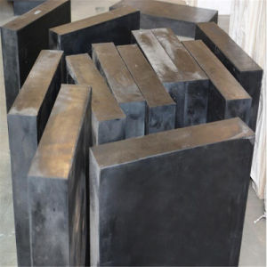 탄성 박판으로 만들어진 내오프렌 고무 브리지 방위 패드