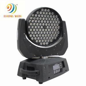 108PCS 3W DMX512の洗浄ディスコの照明LED移動ヘッドライト