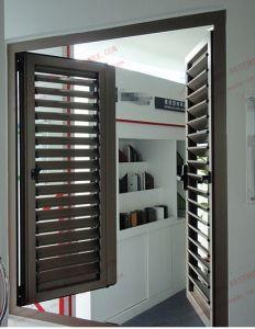 알루미늄 여닫이 창 Jalousie Windows (BHA-BL15)