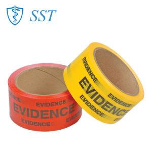 Una vez utiliza la seguridad de la cinta de embalaje en rollo Jumbo